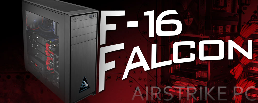 AirStrike PC - Custom Gaming PCs