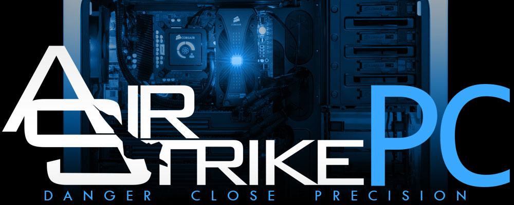 AirStrike PC - Business Servers